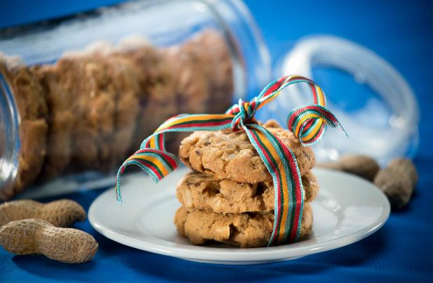 Peanut Butter Cookies from our cookie jar collection