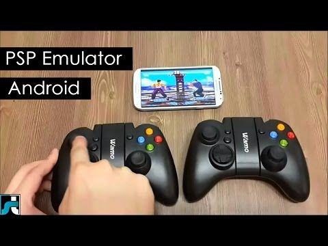 Top 10 Best PSP Emulator For Android - 2017