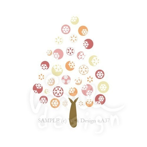 whimsical christmas tree clip art free - photo #47