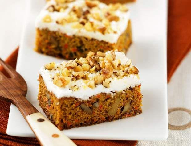 Carrot cakeCarrot cake