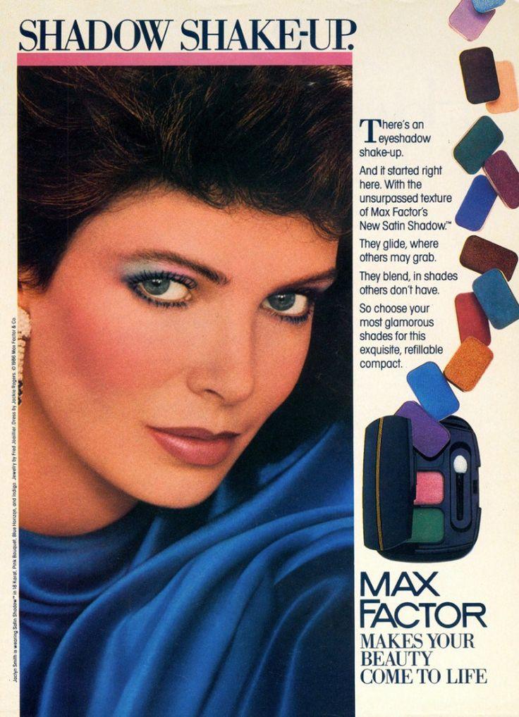 Gli 'Shadow shake-up' della Max Factor!