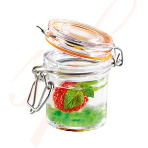 Mini Plastic Jar 1.5 oz.