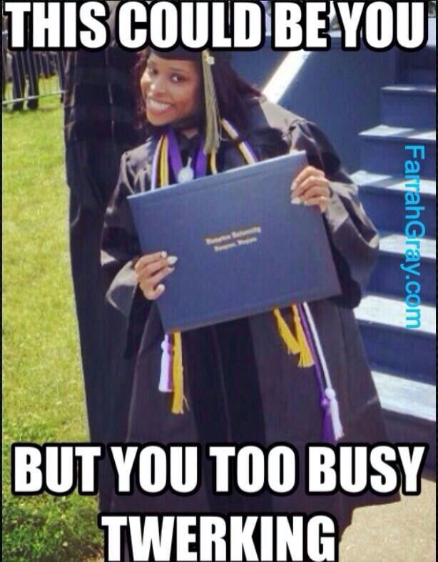 ❤️ this could be you but you too busy twerking #meme #funny