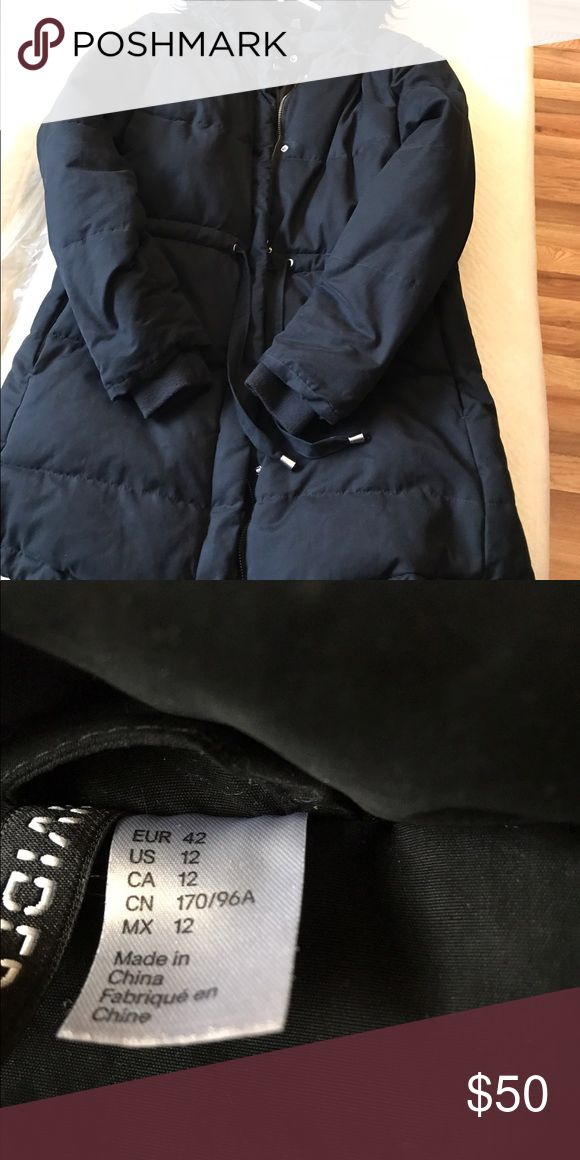 Lack rain coat for sale Black rain coat for sale in good condition. Divided brand. Jackets & Coats