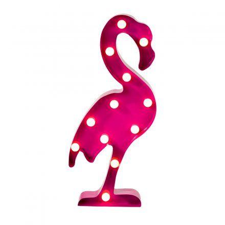 LED-Leuchte Flamingo