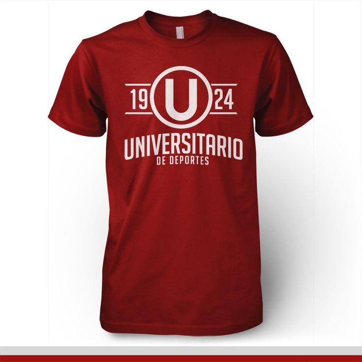 Universitario de Deportes Peru T-shirt - Pandemic Soccer