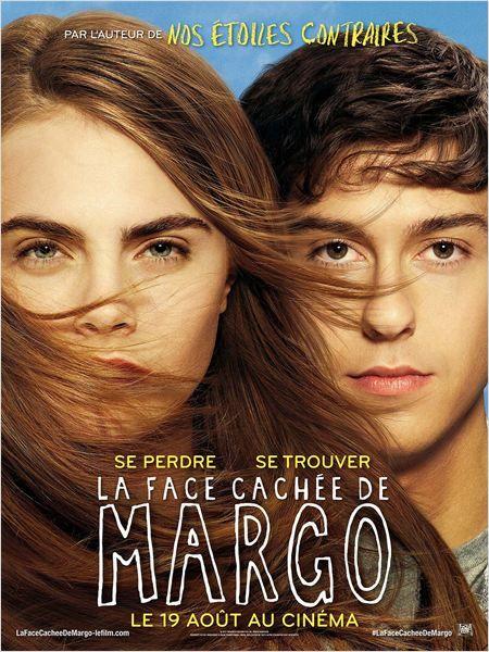 La face cachée de Margo : L'adaptation filmique du livre de John Green  ( auteur de Nos Étoiles Contraires )
