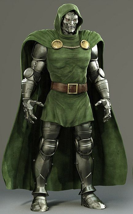 marvel ultimate alliance dr doom - Google Search