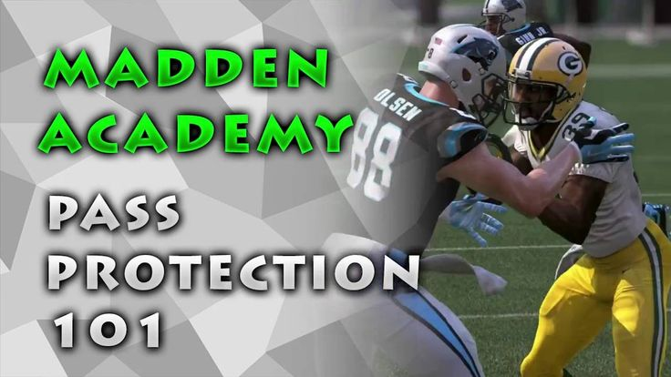 Madden 17 Tips | How to Pick Up Blitzes | Madden 17 Gameplay
