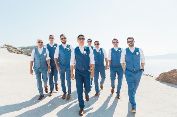 Destination wedding in Santorini| Tie the knot in Santorini