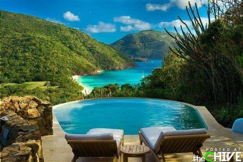 the picture speaks for itself...: Buckets Lists, British Virgin Islands, Virginislands, The View, Beautiful Places, Guanaisland, Guana Islands, Travel, Pools