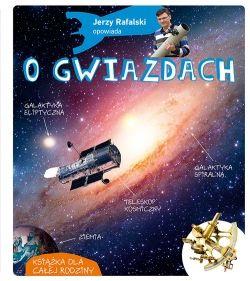 Jerzy Rafalski opowiada o gwiazdach - Multicobooks.pl