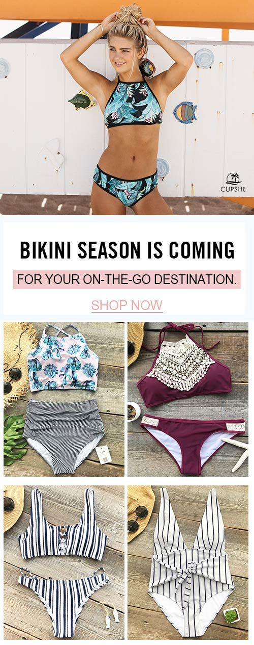Bikini Season Is Coming. Be ready to head off to where beaches, warm waters, and outdoor adventures await. The Best Swimsuits - To Flatter Everybody on a Budget. Enjoy your blissful vacation with our classic collection.