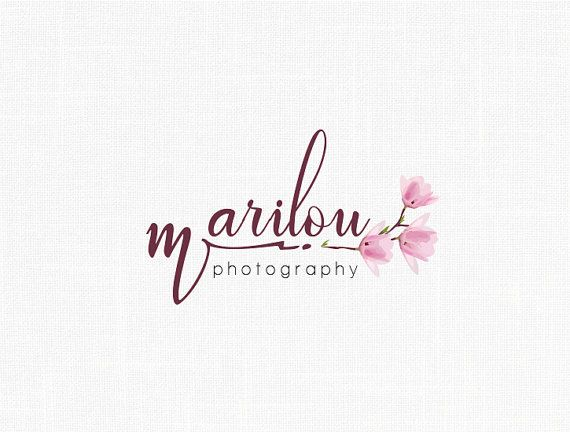 Hey, I found this really awesome Etsy listing at https://www.etsy.com/listing/241859060/premade-elegant-photography-logo