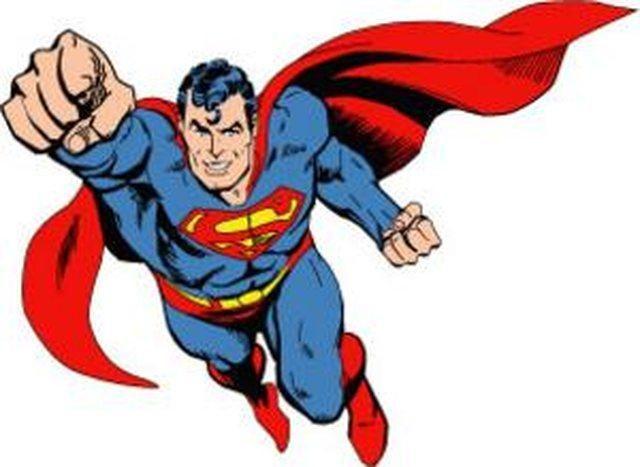Best Superman Clipart #1768 - Clipartion.com