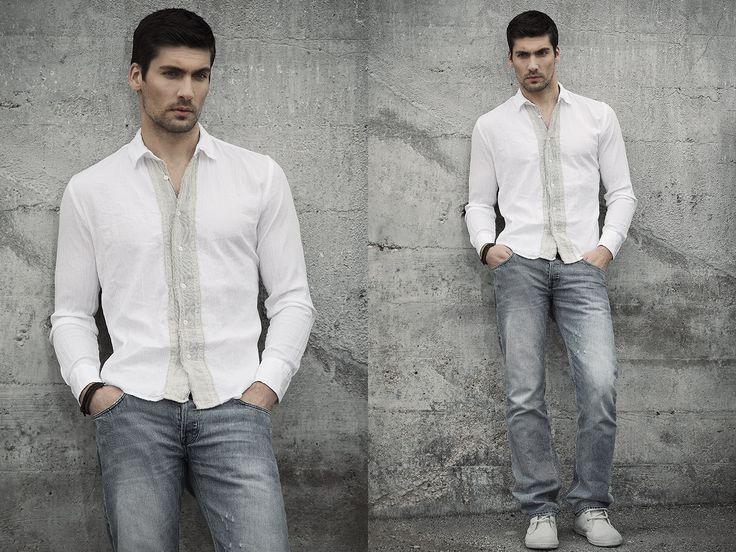 Travis Vulich by Robert Beczarski (2011) #TravisVulich #RobertBeczarski #malemodel #model #FordModels #FordModels_Chi