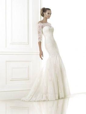 Suknia Ślubna Pronovias Bellamy