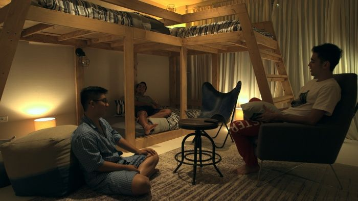 『TERRACE HOUSE ALOHA STATE』1st WEEK(C)フジテレビ/イースト・エンタテインメント