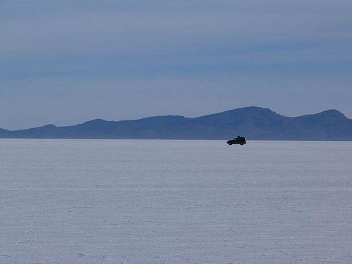 Postales del Salar de Uyuni, el desierto blanco de Bolivia