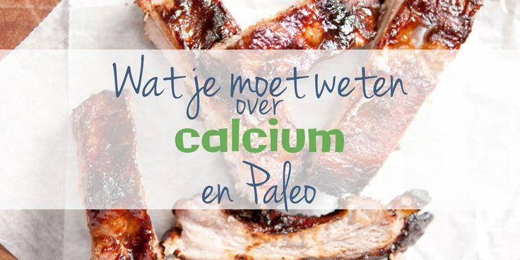 Paleo newbies maken zich vaak zorgen of ze zonder zuivel wel aan voldoende calcium komen. Vooral voor vrouwen lijkthet belangrijk, omdat wij een groter risico lopen op osteoporose. Maar weet je… om gezonde botten te behouden heb je helemaal geen zuivel nodig! Kijk maar naar de Amerikanendie tegenwoordig enorm veel zuivel consumeren en toch een [...]