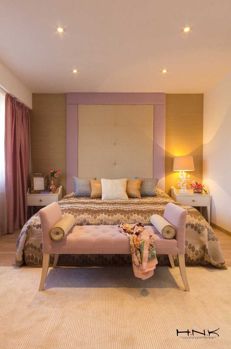 Dream Bedroom Decor in Apartment with bright and fresh design   by Hamid Katrib Nicola (4)