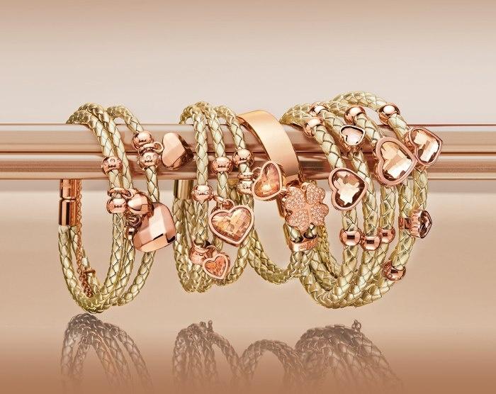 Folli Follie Synthesis Bracelets