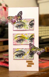 Craft Stamper Magazine by Sarah Engels-Greer