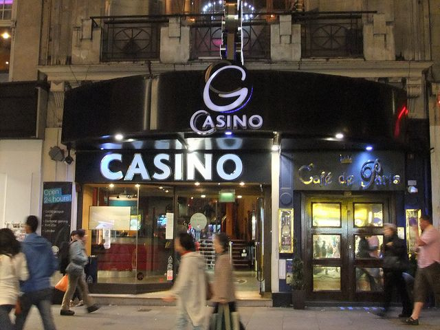 Grosvenor G Casino Piccadilly, 3-4 Coventry Street, W1D ...