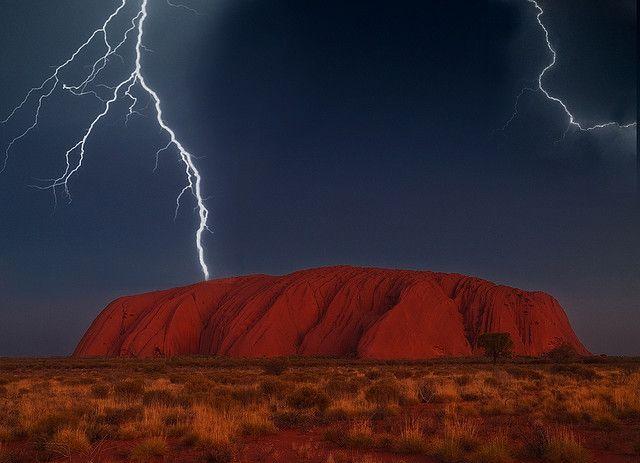 Visit Uluru – the Most Famous Natural Landmark in Australia
