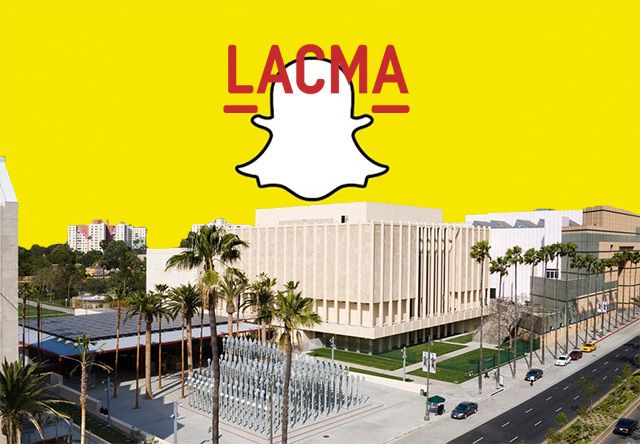 The Los Angeles County Museum of Art (LACMA) became the first museum to join the Venice Beach–based social network last month. LACMA, USA, 2014