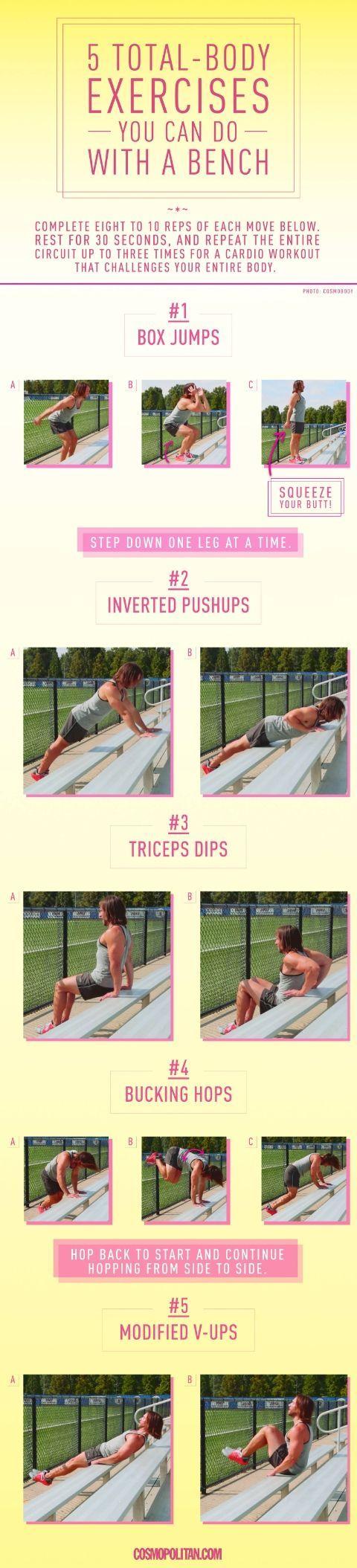 bleacher-workout