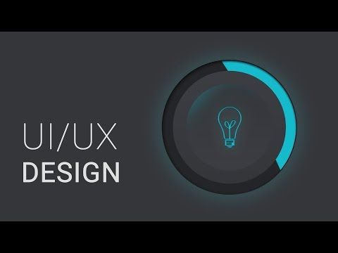 ui design tutorial for beginners| Button Design #2 - YouTube