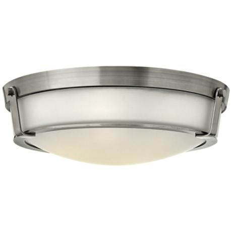 hathaway 21 14w antique nickel etched ceiling light - Kchenbeleuchtung Layout