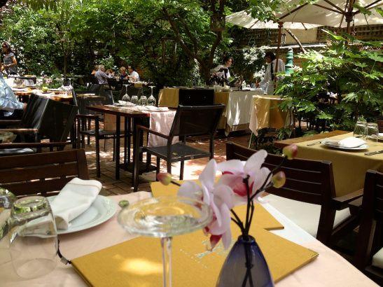 Restaurant in Principe de Vergara