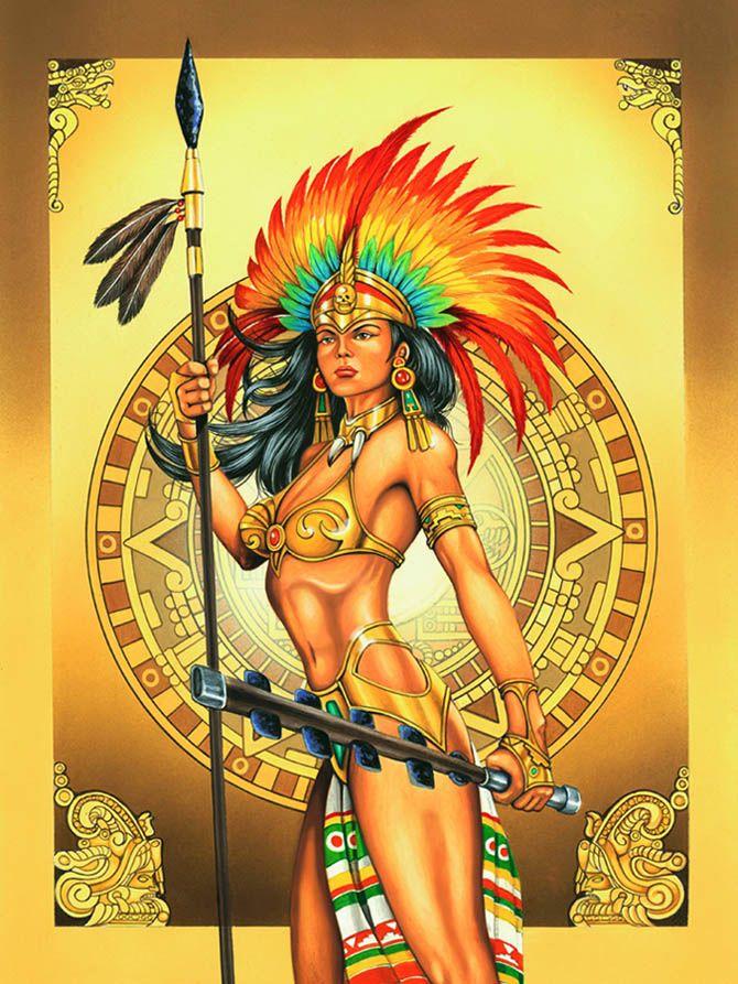 guerrera inca - Buscar con Google