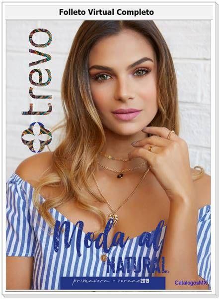 Catalogo Trevo Primavera Verano 2019  Ropa. Ropa de moda para mujer.   CatalogosMX  TrevoModa 70e0ad495d6a