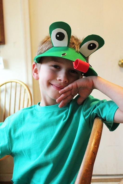 DIY Last Minute Frog Costume   Creative Learning