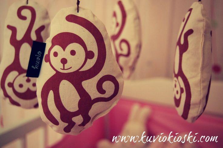 Aasian apinat odottavat Kultakerttulin pienokaista jo maailmaan <3