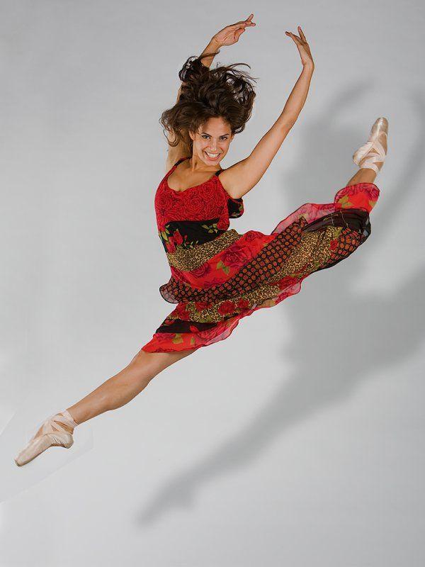 Kylie, Ballerina, Ballet