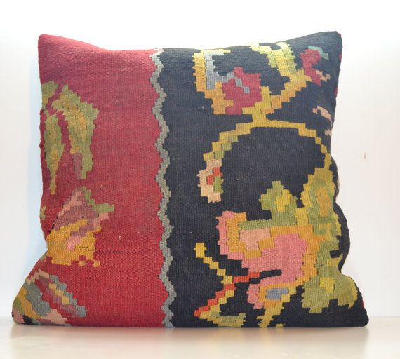 Hey, I found this really awesome Etsy listing at https://www.etsy.com/listing/178221318/kilim-pillow-cover-ethnic-pillow