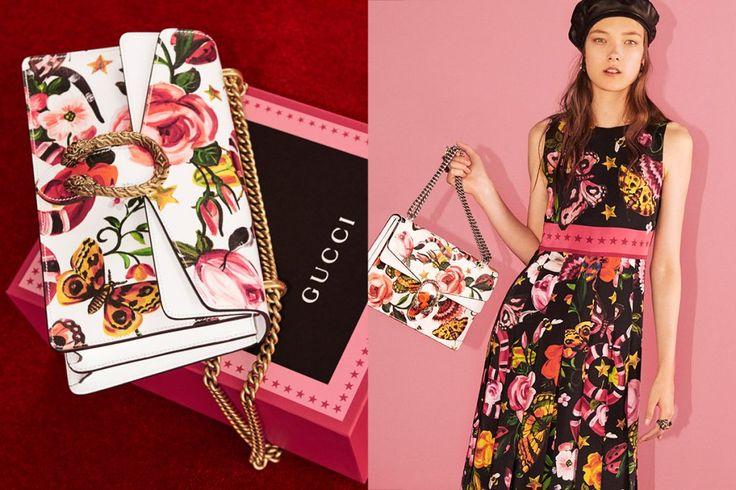 Gucci Garden Capsule collection