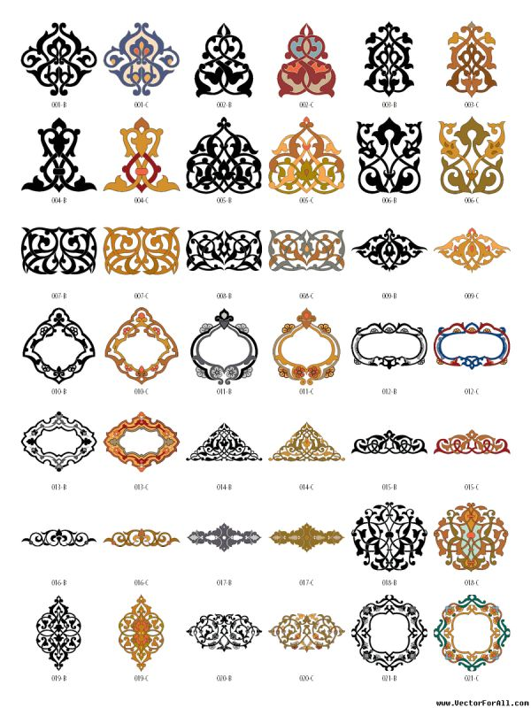 arabesque-clipart-vector-1