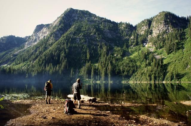 free camping in north vancouver