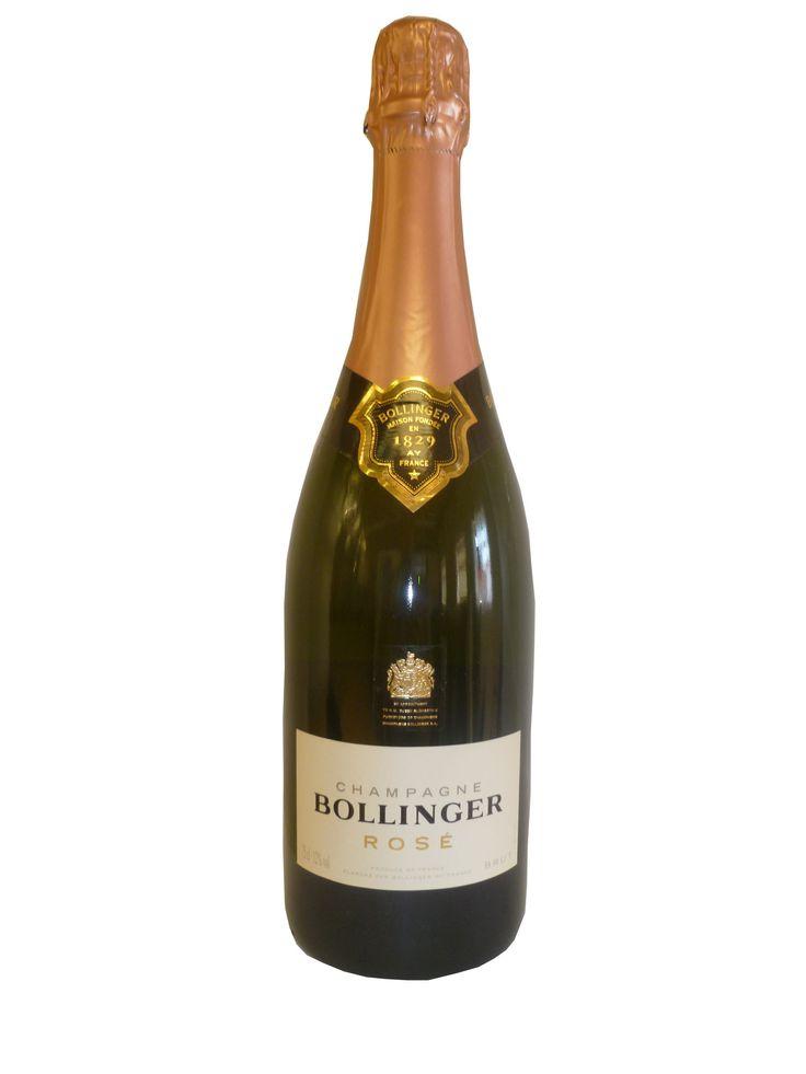 Bollinger Rose Champagne #KingsFineFood