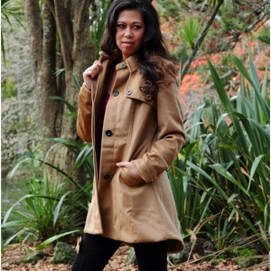 Buy Trench in Camel online now at The Stockroom Fashion Boutique. We ship internationally from our store in Auckland, New Zealand!