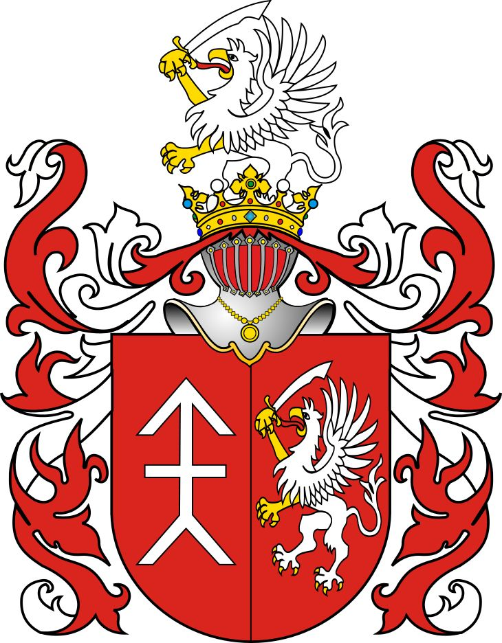 Herb  Chodkiewicz - Herby szlachty polskiej (galeria) – Wikipedia, wolna encyklopedia