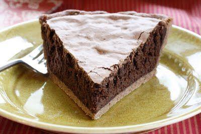 Saving room for dessert: Pie No. 15 - Mississippi Mud Pie