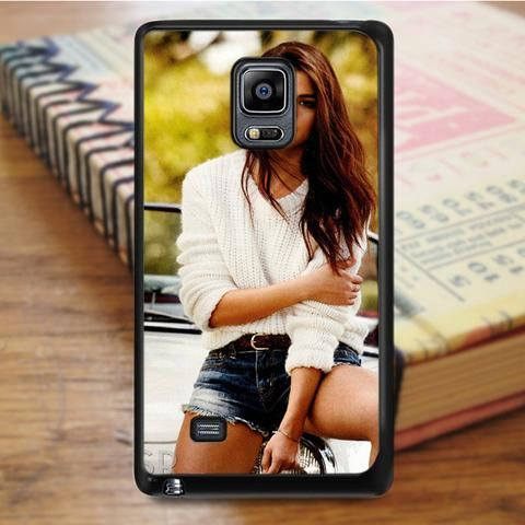Selena Gomez Beautiful Singer Samsung Galaxy Note 4 Case