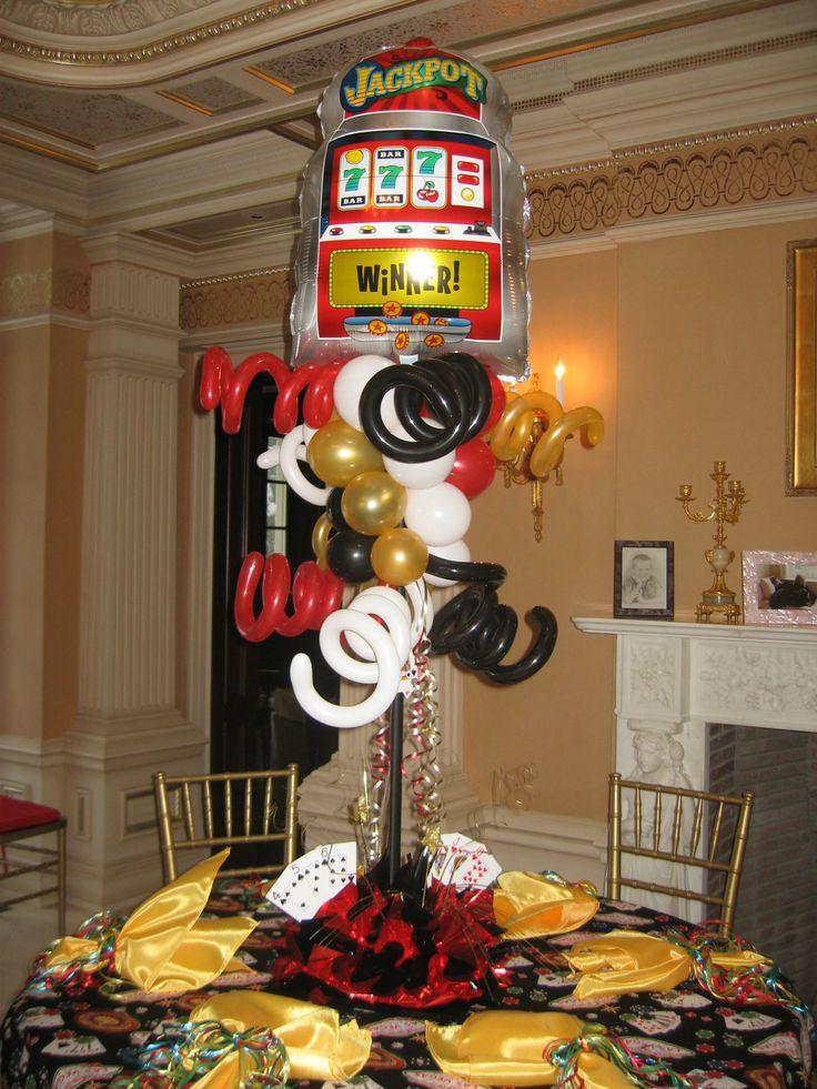Verres Ballons Casino