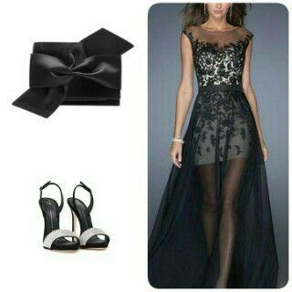 #outfit   #dasera    #pizzo #sandali   #abito: http://www.formaldressaustralia.com Segui 💖💖💖 +DiventaSplendida.com 💖💖💖